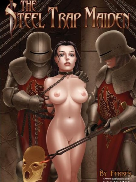 ����� ������� ��� �������� The Steel Trap Maiden