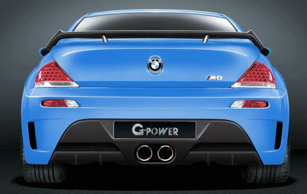 BMW G-Power M6 Hurricane CS