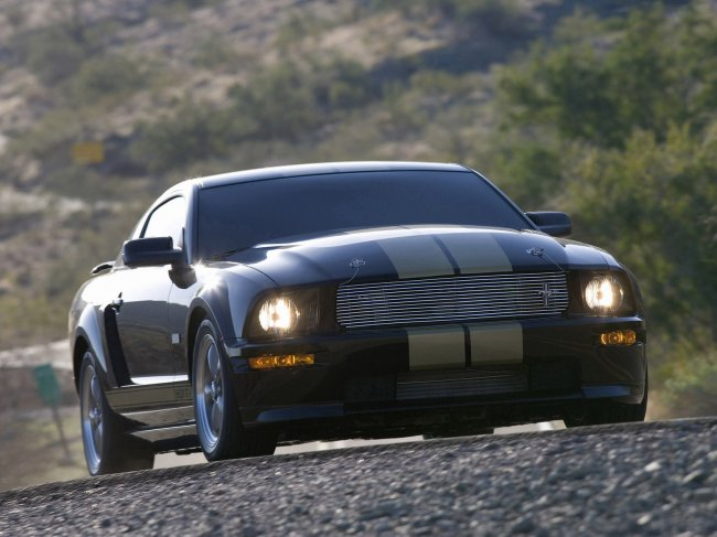 Ford Mustang Shelby GT-H (10 фотографий)