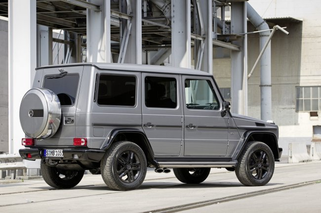 Mercedes Benz G500 HQ фото
